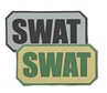 Picture of 4 x 2 SWAT Identification Panel 3D PVC Patch