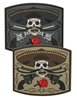 """Picture of EL GUAPO PVC Patch 2.6"""" x 2.3"""" by Maxpedition®"""