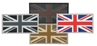 """Picture of UK Flag PVC Patch 3"""" x 1.6"""" by Maxpedition®"""