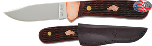 Picture of Dog's Head Coppersmith Trailing Point Hunter by KA-BAR