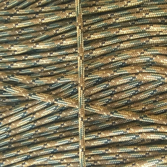 Picture of Tri Camo - 100 Foot - 550 LB Paracord