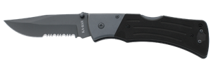 Picture of G10 MULE Partially Serrated Folder by KA-BAR®