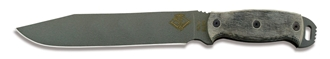 Picture of RD 9 - Black Micarta - Ontario Knife Company