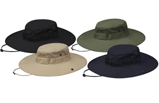 Picture of Discontinued: Summerweight Wide Brim Boonie Hat 94% Nylon Rip-Stop by Propper®