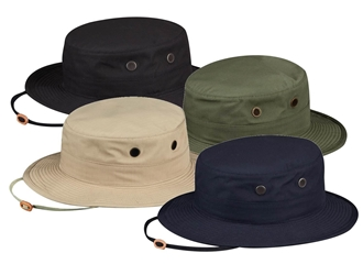 Picture of Tactical Boonie Hat 65% 35% Poly Cotton Rip-Stop c89e66681970