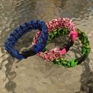 Picture of Survival Paracord Bracelet by Erikord Survival