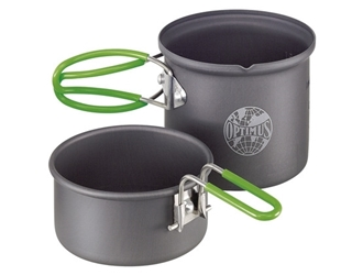 Terra SOLO Camping/Hiking Cook Set by Optimus
