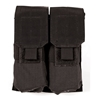 M4/M16 Double Mag Pouch (Holds 4) - MOLLE by BlackHawk