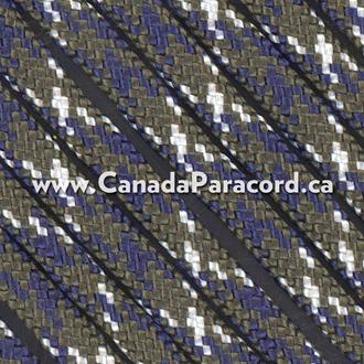 Garrison - 100 Feet - 550 LB Paracord