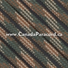 """M"" Camo - 100 Foot - 550 LB Paracord"