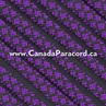 Acid Purple Diamonds - 100 Ft - 550 LB Paracord