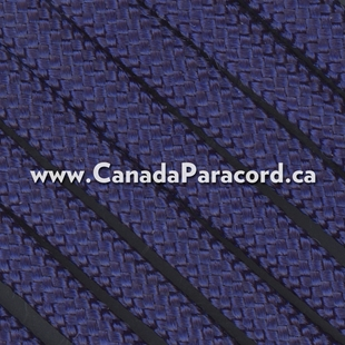 Midnight Blue - 95 Paracord Type 1 Nylon - 100 Feet