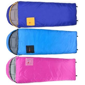 Kids 0°C Tapered Sleeping Bag by Chinook®