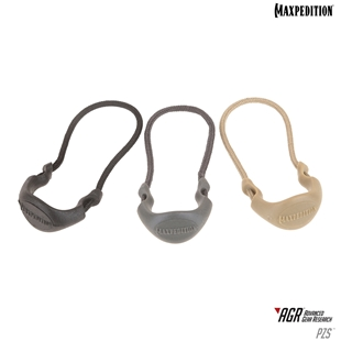 Picture of PZS™ Positive Grip Zipper Pulls (Small)  AGR™ by Maxpedition®