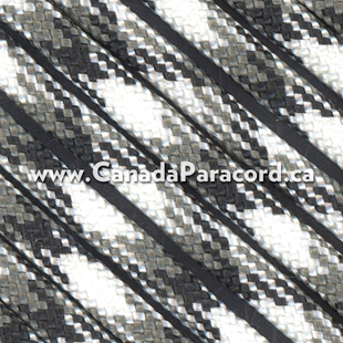 Urban Camo - 95 Paracord Type 1 Nylon - 100 Feet