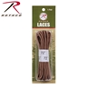 72 Inch Military Boot Laces by Rothco®