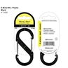 S-Biner® Plastic Double gated Carabiner (#2, #4 & #6) by Nite Ize