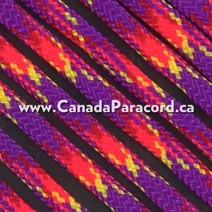 Carnival - 50 Ft - 550 LB Paracord
