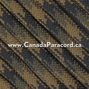 Tactical Camo - 50 Ft - 550 LB Paracord