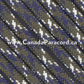 Garrison - 50 Ft - 550 LB Paracord
