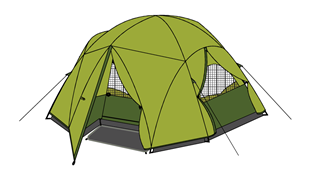 Sierra 6 by Trailside®