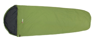 ThermoPalm Mummy 50F Green Sleeping Bag by Chinook®