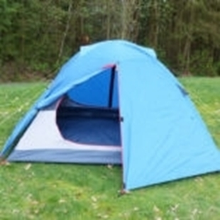 Boson 3 - 3 Person Adventure Tent with Fiberglass Poles by Hotcore®