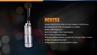 UC02SS Flashlight - Max 130 Lumens by Fenix™ Flashlight
