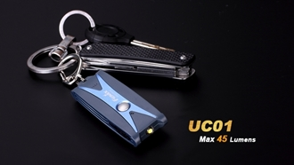 UC01 Flashlight - Max 45 Lumens by Fenix™ Flashlight