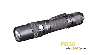 FD30 Focus Light - Max 900 Lumens by Fenix™ Flashlight