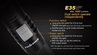 E35 UE (Ultimate Edition) Flashlight by Fenix™