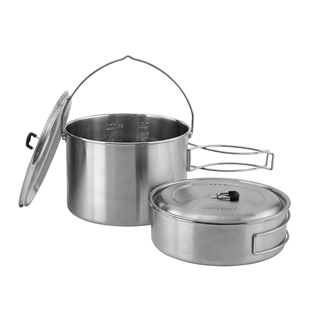 2 Pot Set by Solo Stove
