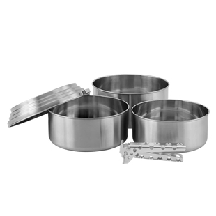 3 Pot Set by Solo Stove