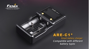 ARE-C1+ Smart Battery Charger by Fenix™