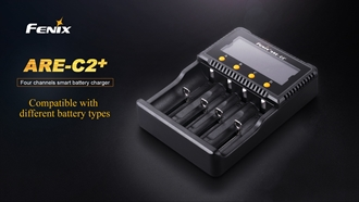 ARE-C2+ Advanced Multi Battery Charger by Fenix™