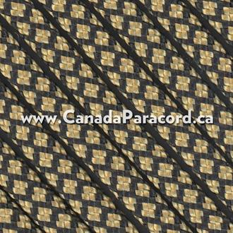 Gold Diamonds - 1,000 Ft - 550 LB Paracord