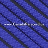 Electric Blue - 250 Feet - 550 LB Paracord