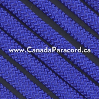 Electric Blue - 50 Feet - 550 LB Paracord