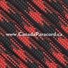 Black Widow - 1,000 Foot - 550 LB Paracord