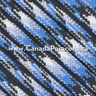 Blue Snake - 250 Feet - 550 LB Paracord