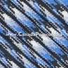 Blue Snake - 1,000 Foot - 550 LB Paracord