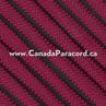 Burgandy - 1,000 Feet - 550 LB Paracord