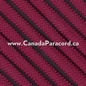 Burgandy - 100 Feet - 550 LB Paracord