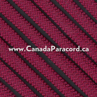 Burgandy - 250 Feet - 550 LB Paracord