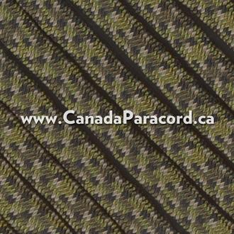 Canadian Digital - 250 Feet - 550 LB Paracord