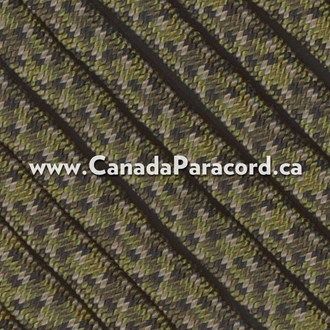 Canadian Digital - 1,000 Foot - 550 LB Paracord