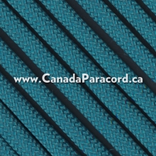 Caribbean Blue - 100 Feet - 550 LB Paracord