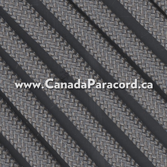 Charcoal - 100 Feet - 11 Strand Paracord