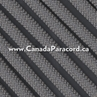 Charcoal - 250 Feet - 550 LB Paracord