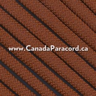 Chocolate - 50 Feet - 550 LB Paracord